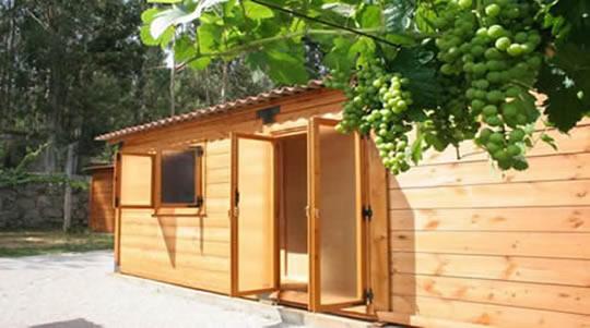 Casas de madera bungalows caba as - Bungalow de madera ...